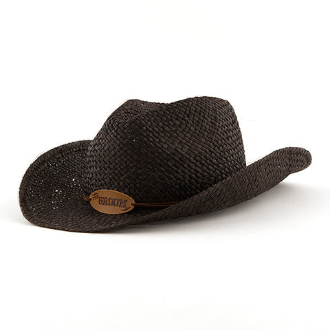 Groom Cowboy Hat - Marry Me Wedding Accessories & Gifts