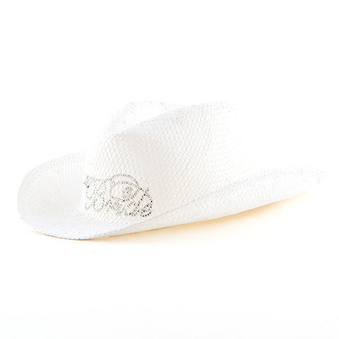 Bride Cowgirl Hat - Marry Me Wedding Accessories & Gifts