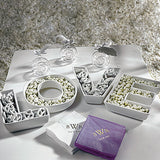Wedding Reception LOVE Plates Accessory - Marry Me Wedding Accessories & Gifts - 3