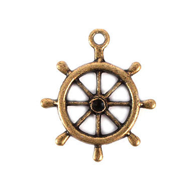Boat Wheel Charm - Marry Me Wedding Accessories & Gifts