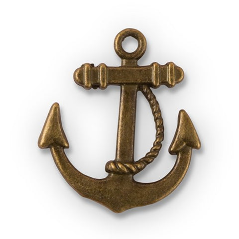 Boat Anchor Charm - Marry Me Wedding Accessories & Gifts