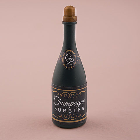 Wedding Bubbles in Champagne Bottle - Marry Me Wedding Accessories & Gifts
