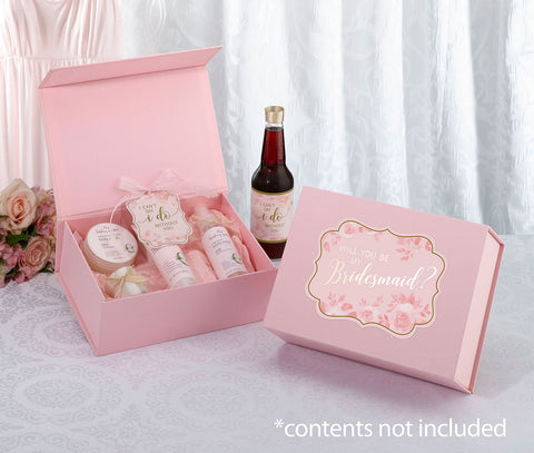 Be My Bridesmaid Box - Marry Me Wedding Accessories & Gifts