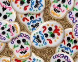 Sugar Skull Cookie Cutter - Marry Me Wedding Accessories & Gifts