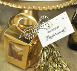 Will You Be My....? Tags & Tassels (set of 6) - Marry Me Wedding Accessories & Gifts - 2