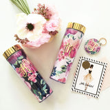 Floral Tumbler - Marry Me Wedding Accessories & Gifts - 2