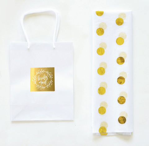 90ad4168f132d ... Bridal Party Gift Bags (set of 6) - Marry Me Wedding Accessories   Gifts  ...