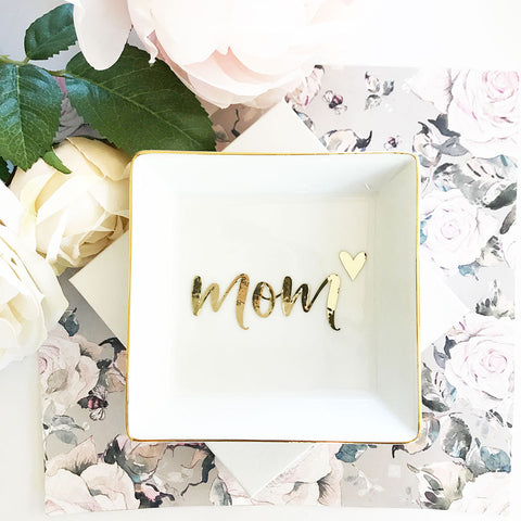 Mom Ring Dish - Marry Me Wedding Accessories & Gifts