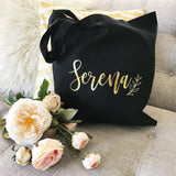 Custom Name Tote Bags - Marry Me Wedding Accessories & Gifts