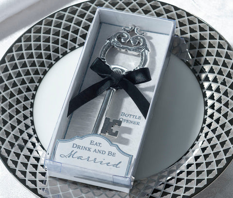 Key Bottle Opener Favor - Marry Me Wedding Accessories & Gifts