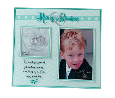 Ring Bearer Frame - Marry Me Wedding Accessories & Gifts - 1