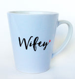 Wifey Mug - Marry Me Wedding Accessories & Gifts