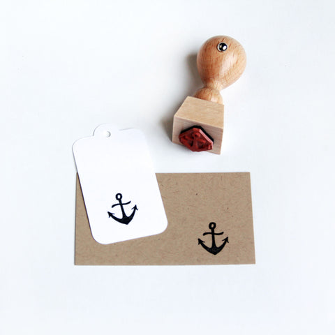 Handdrawn Anchor Stamp - Marry Me Wedding Accessories & Gifts