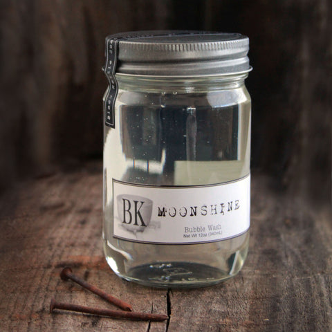 Moonshine Bubble Wash - Marry Me Wedding Accessories & Gifts - 1