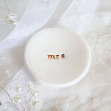 Bride's Mini Ring Dish - Marry Me Wedding Accessories & Gifts