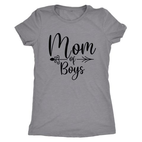 Mom of Boys - Marry Me Wedding Accessories & Gifts