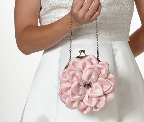 Flower Quinceanera Purse - Marry Me Wedding Accessories & Gifts