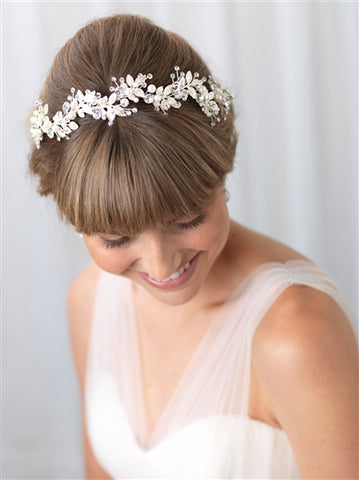Darcy Floral Headband - Marry Me Wedding Accessories & Gifts
