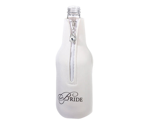 Bride Bottle Cozy