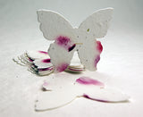 Seeded Paper Butterflies - Set of 50 - Marry Me Wedding Accessories & Gifts