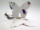 Seeded Paper Butterflies - Set of 48 - Marry Me Wedding Accessories & Gifts