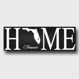 Personalized Home State Canvas - Marry Me Wedding Accessories & Gifts