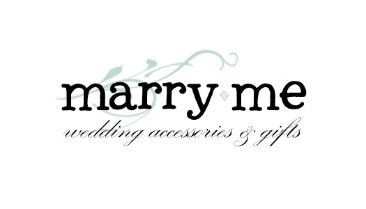 Marry Me Wedding Accessories & Gifts