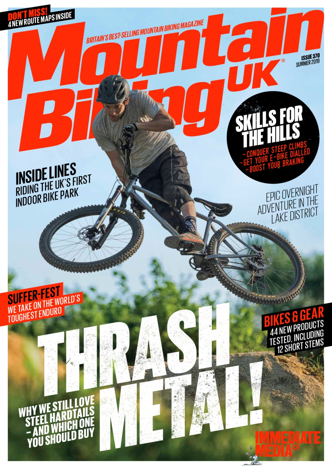 Drysure has been recommended by Mountain Biking Uk Magazine