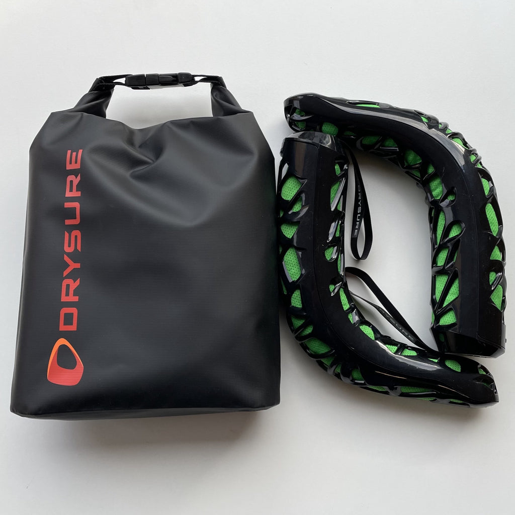 Drysure Ultimate - Black & Andean Toucan Green