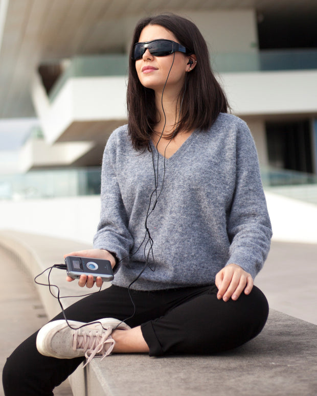 MindPlace Limina AVS Light & Sound Meditation System - MindPlace