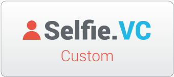 Selfie.VC 12 month custom subscription for up to 1000 employees