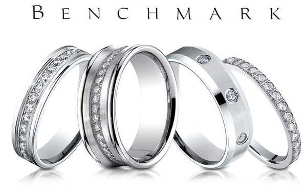 Benchmark Wedding Bands Goldsmith Jewelry Shoppe