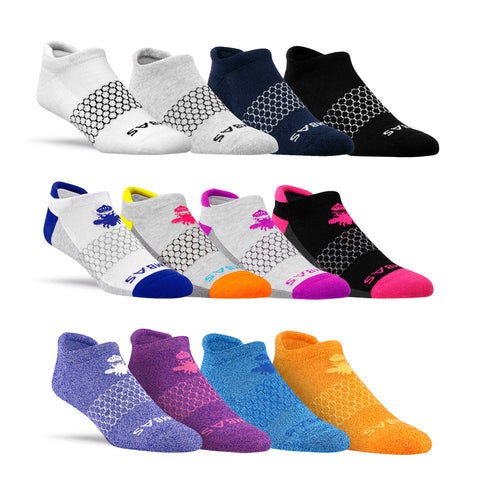 Women's All-Ankle Twelve-Pack