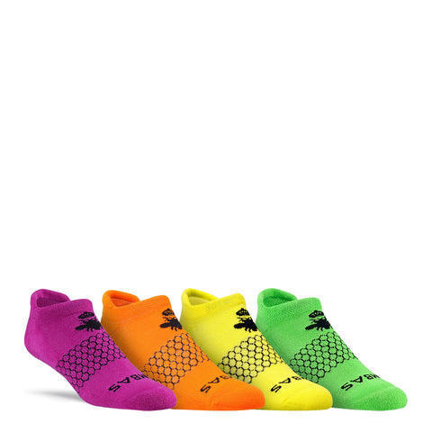 Women's Brights Ankle Four-Pack
