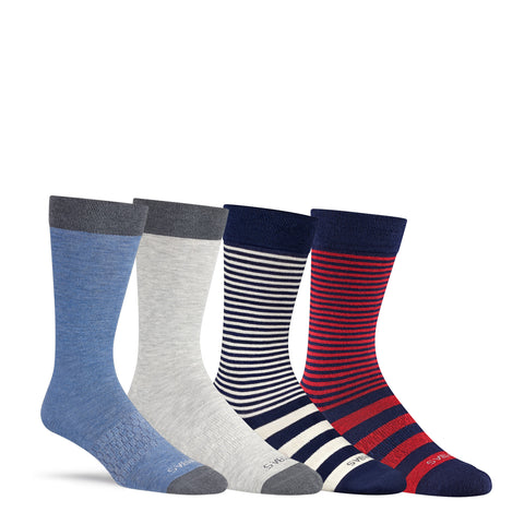 The Summer Stripes Four-Pack