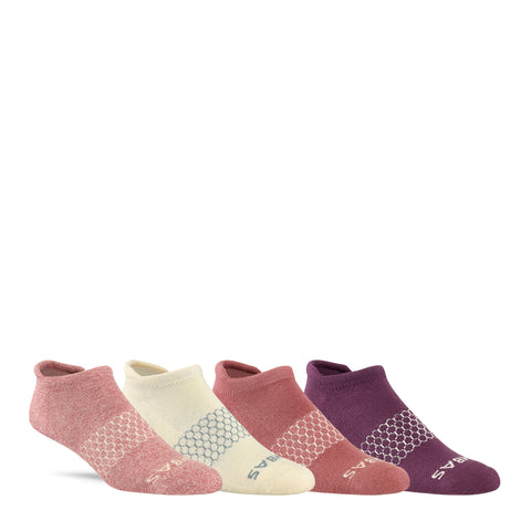 Women's Spring Shades Ankle Four-Pack