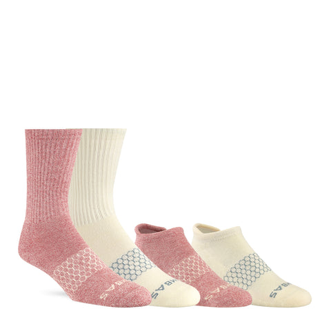 Women's Spring Shades Ankle & Calf Four-Pack