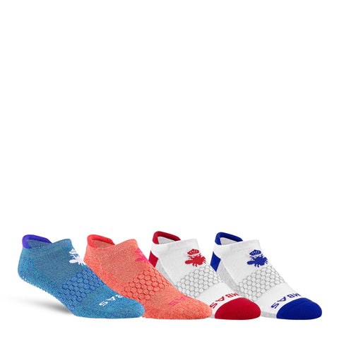 The July 4th Women's Ankle Four-Pack