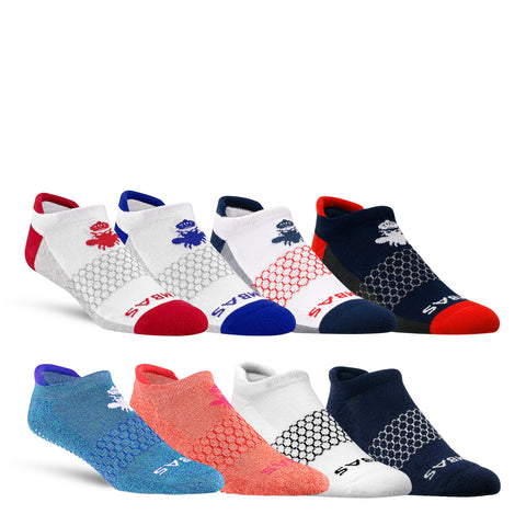The July 4th Women's Ankle Eight-Pack