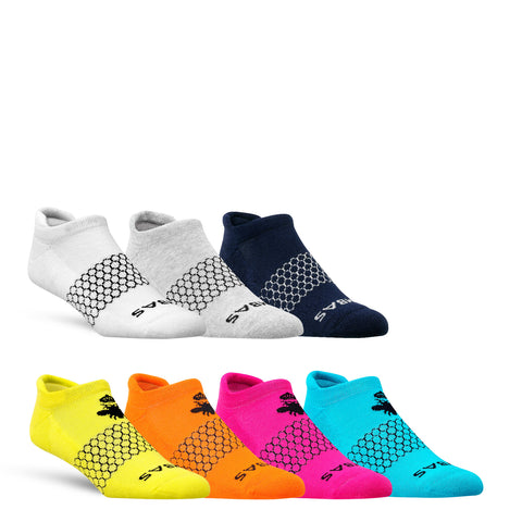 The Women's Week Of Bombas Pack