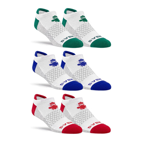 Men's Champs Ankle Six Pack