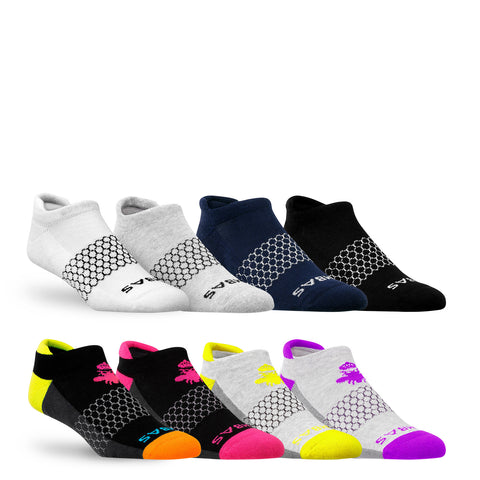The Women's Solids & Originals Ankle Eight-Pack