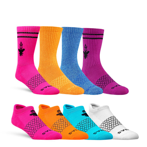 Women's Resolve Calf & Ankle Eight Pack
