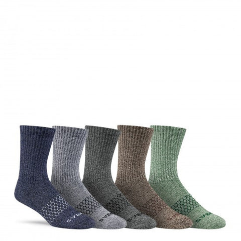 Men's Marls Calf Five-Pack