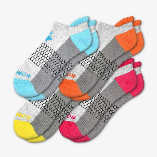 grey-mixed Women's Originals Ankle 4-Pack