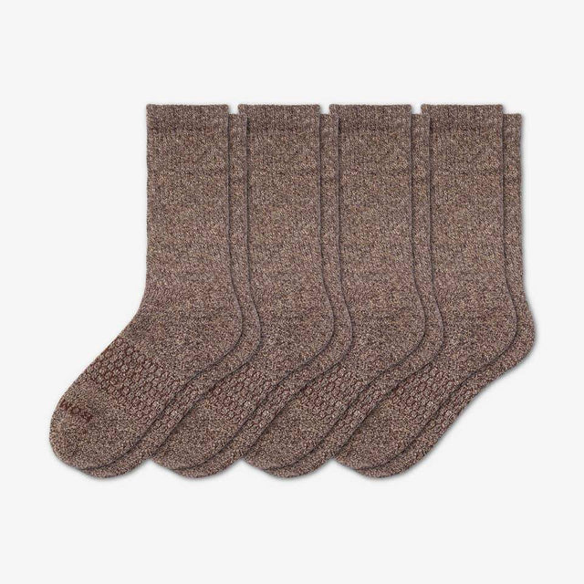 marled-chocolate Men's Classic Marls Four-Pack