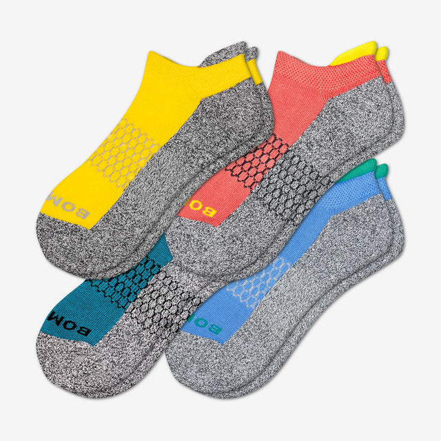 mixed Women's Grey Marled Originals Four-Pack