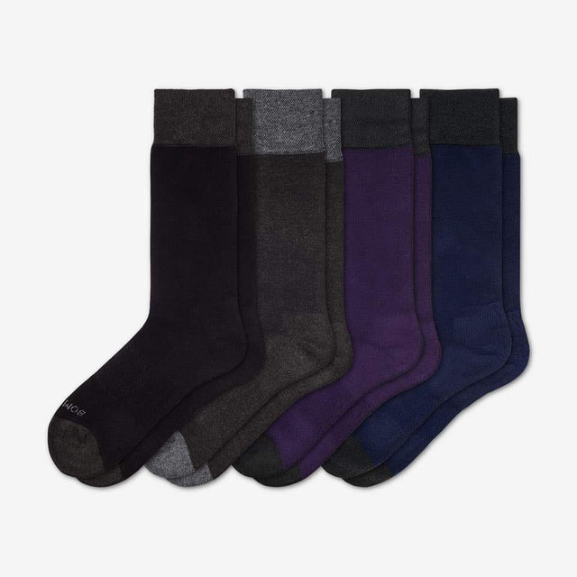 mixed Women's Dress Solids Mixed Four-Pack