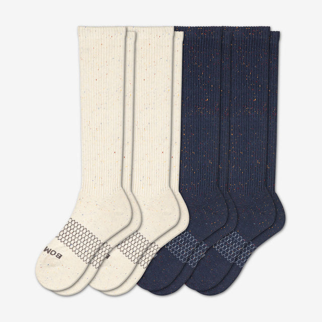 mixed Women's Donegal Knee-High Four-Pack