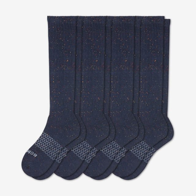 navy Women's Donegal Knee-High Four-Pack